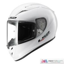 Casco LS2 ARROW R EVO FF323 Solid White