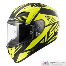 Casco LS2 ARROW R EVO FF323 Neon Matt Black / Gloss H-V Yellow