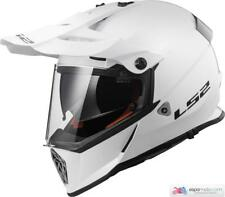 Casco LS2 PIONEER MX436 Solid White