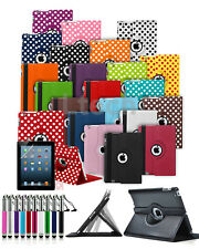 "Samsung Galaxy Tab E (9.6"") T561 3G/Wi-Fi Tablet Book 360 Rotation Case &Ret Pen"