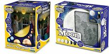 Brainstorm Toys RC Illuminated Solar System & Moon Mount The Mobile Onto Ceiling