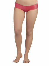 SOIE Classic Women's Hipster Panty (CP-1105ROUGE RED)
