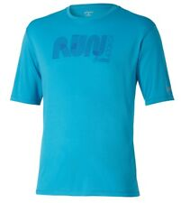 Asics Hombre Ss Graphic Top Camiseta running - 121652-8046