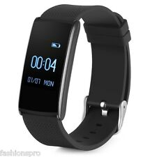 N108 Smartband Fitness Tracker impermeabile bt4.0 Cardiofrequenzimetro a