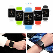 A1 Smart Wrist Watch Bluetooth Phone Support GSM SIM Card Camera For Android iOS