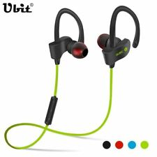 Sports In-Ear Wireless Bluetooth Earphone Stereo Earbuds Headset with Mic