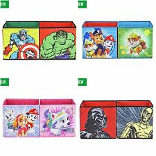 Marvel New Avengers,Paw Patrol Chase, Paw Patrol Sky,Star Wars Canvas Box_UK New