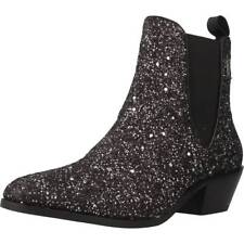 Botines Mujer PEPE JEANS DINA PARTY, Color Negro