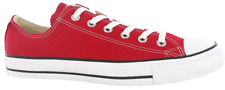 Converse Chuck Taylor All Star Chucks CT OX Low Sneaker Scarpe rosso M9696 SALE