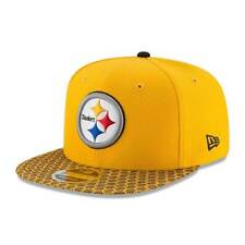 New Era PITTSBURGH STEELERS 2017 linea laterale On-Field NFL Cappellino