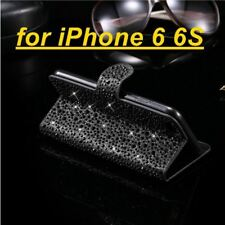Flip Case For iPhone 6, 6S, 6 Plus, 6S Plus with Diamond Rhinestone