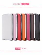 Flip PU Leather Case For iPhone 5, 5S, 6, 6S 6 Plus, 6S Plus, 7 7 Plus