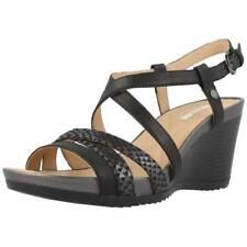 Sandalias Mujer GEOX D NEW RORIE D, Color Negro