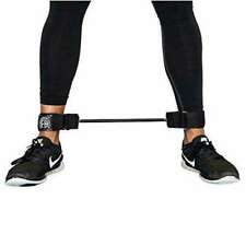 Resistance Band Lateral Stepper with Ankle Strap Heavy Weight by Fitness Health