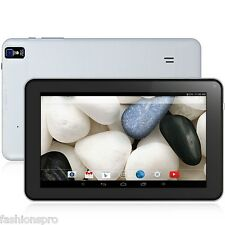 9 pollici Android 4.4 Tablet PC Quad Core A33 1.3GHZ WVGA Schermo 512MB RAM 8GB