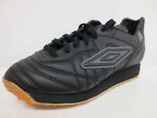 infantil Umbro Negro Zapatillas de Fútbol Estilo - sp-match Junior