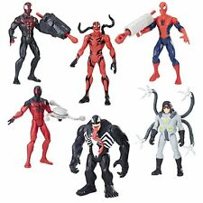 """MARVEL SPIDERMAN HOMECOMING 6"""" ACTION FIGURES MULTIPLE POINTS OF ARTICULATION"""