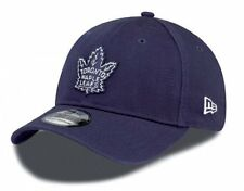 NEW ERA 39THIRTY 3930 CAP NHL TORONTO MAPLE LEAFS WASHED PUCK NAVY MÜTZE KAPPE