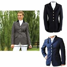 Dublin Ashby Ladies Equine Horse Riding Showing Dressage Competition Show Jacket