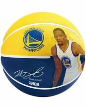 Spalding NBA Player Kevin Durant Durable Rubber Cover Outdoor & Kids Basketball