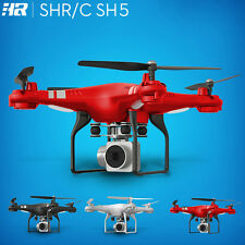 H5 Wide Angle Lens HD Camera Quadcopter RC Drone WiFi FPV Live Helicopter Hover