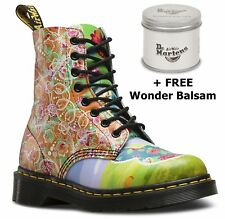 Dr Martens Ladies Pascal Daze 1460 Backhand Leather Ankle Boots