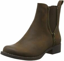 Rocket Dog Camilla Brown Womens Ankle Boots