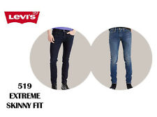 Brand New Original LEVIS 519 Men's EXTREME SKINNY FIT Jeans