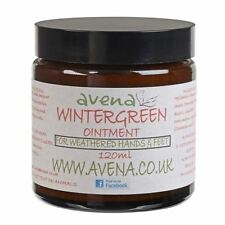 Natural Wintergreen Aromatherapy Ointment, Muscle Rub, Rheumatism and Arthritis