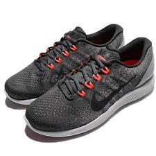 Nike Lunarglide 9 IX Anthracite Black Grey Men Running Shoes Trainers 904715-004