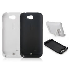 4800mAh Power Bank Akku Batterie Case Hülle für Samsung Galaxy Note II N7100