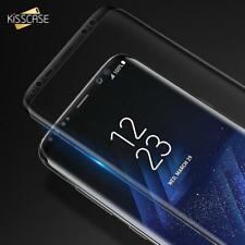 Full Coverage 9H Tempered Glass Screen Protector For Samsung Galaxy S8