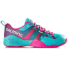 Salming Kobra 2017 Indoor Chaussures handball pour femmes turquoise 1237081 6351