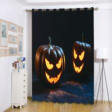 Tenda di Decorazione Finestra Bagno Cortina Finestra Pannello Porta Halloween