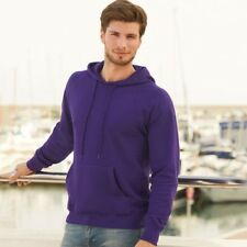 FRUIT OF THE LOOM HOMME LÉGER Sweat Capuche Capuche - 62140