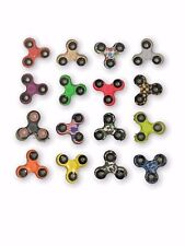 Lot of Fidget Spinners Long Spin Ball Bearings Assorted Colors and Styles