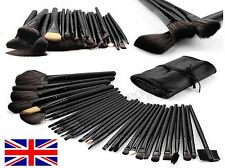 Professional  32Pcs Makeup Brushes Kit Cosmetic Make Up Set + Pouch Bag Case