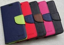 New Mercury Fancy Flip / Wallet / Diary Cover Case for Samsung Galaxy J2 Prime