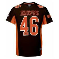 Majestic Cleveland Browns Moro est. 46 Mesh jersey NFL tee-shirt