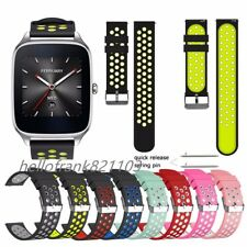 Soft Sport Silicone Watch Band Strap For ASUS Zenwatch 2 Replacement Bracelet