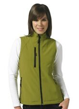 Chaleco Transpirable cortaviento impermeable Mujeres Softshell chaleco 460xx