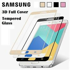 3D FULL COVER Tempered Glass Screen Protector for Samsung Galaxy J510 / J5 2016