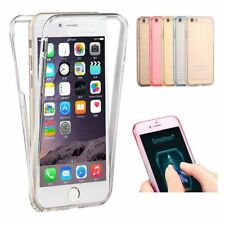 Apple Shockproof 360° Silicone Protective Case Cover For Apple iPhone 7 6s plus