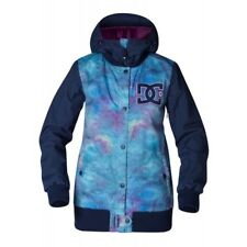 GIACCA SNOWBOARD DC SQUAD JACKET CONSTRICTOR PRINT