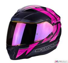 Casco SCORPION EXO-1200 Air Hornet Rosado Mate