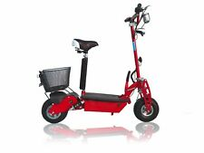 MONOPATTINO ELETTRICO BATTERIE PIOMBO GEL E-SCOOTER 36 V 1000 W FRENI A DISCO