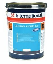 5 LITRI ANTIVEGETATIVA INTERNATIONAL MICRON EXTRA EU AUTOLEVIGANTE COLORI VARI