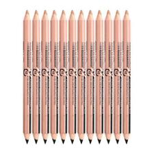 12pcs 2in1 Double End Eyeliner Eyebrow Pencil + Correcteur Pencil Makeup Set