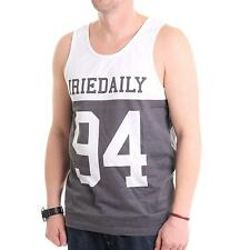 Iriedaily FAT 94 deportiva hombre camiseta achsel, color blanco, 31739