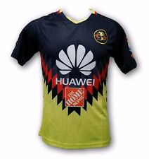 Club America Men's Home 2017 Soccer Jersey Stitched Logo